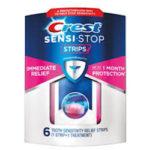 Free Sample of Crest Sensi-Stop Strips
