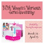 Fe Fit DVD Series Giveaway