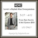 Lovin' A Stylish Man Sweepstakes