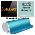 LuguLake Bluetooth Speaker Giveaway