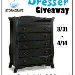 Storkcraft Dresser Giveaway