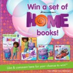 Home Books Giveaway