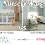 Nursery Wars Contest + Giveaway! Vote by April 30th; Win Over 40 Prizes