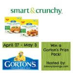Gorton's Prize Pack Giveaway