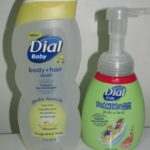 Dial Kids Hand Soap & Dial Baby Body & Hair Wash