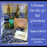 Tampax Ultimate On-the-Go Kit Giveaway