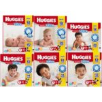 Free HUGGIES Snug & Dry Ultra Diapers