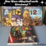 Star Wars Board Books Giveaway