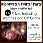 #JordWatch Twitter Party