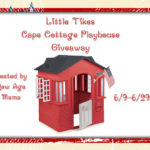 Little Tikes Cape Cottage Playhouse Giveaway