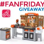 The Home Depot Pro Play Workshop & Utility Bench Giveaway