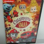 Celebrate Fall-Available on DVD August 18th