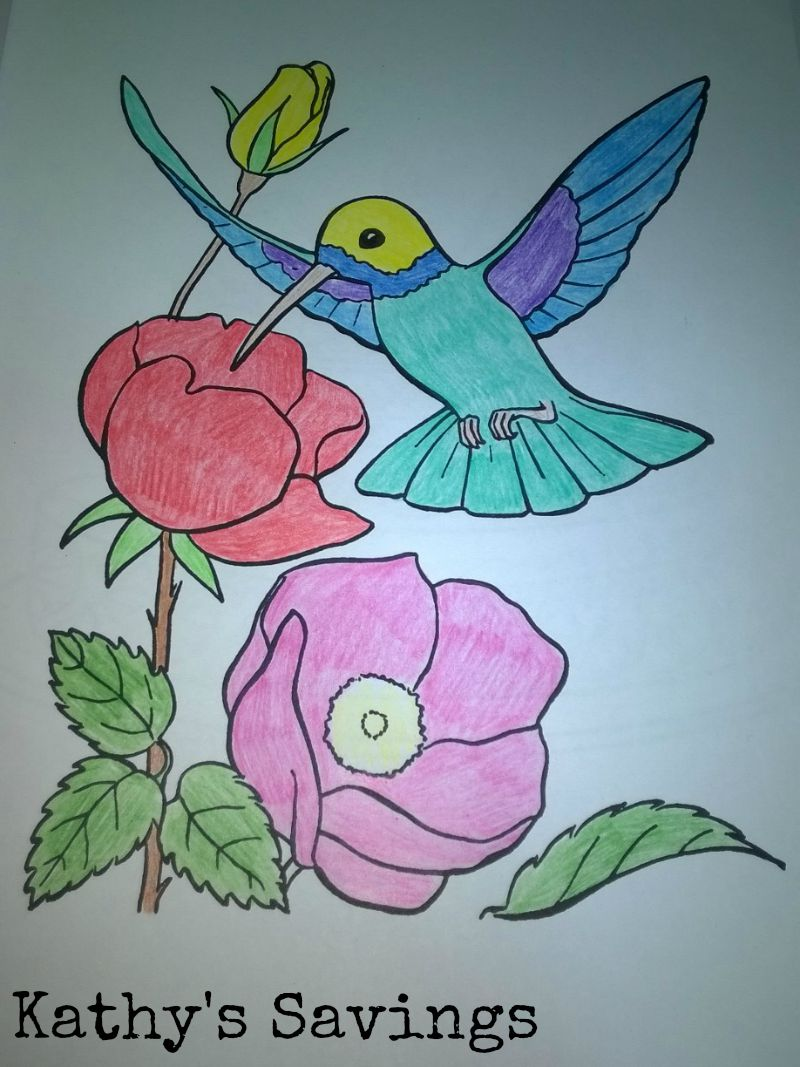 Colorama Coloring Book Pages Colored Coloring Coloring Pages