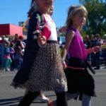 My Daughter & Niece Running For Little Miss Princess