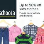 $5 of FREE Clothing at Schoola
