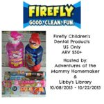 Firefly Giveaway