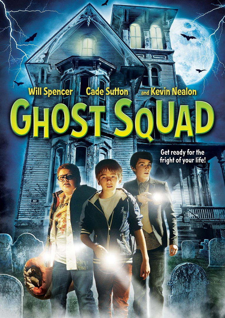 Ghost Squad DVD-f