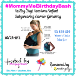 Nesting Days Carrier Giveaway