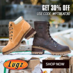 30% Off Lugz Boots