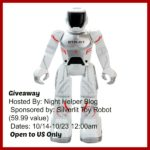 Silverlit Toy Robot Giveaway