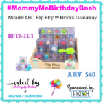 Mirari Flip Blocks Giveaway