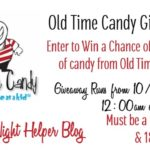 Old Time Candy $50 in Candy Giveaway