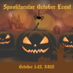 Spooktacular October Event