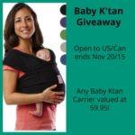 Baby K'tan Giveaway