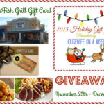 $75 BoneFish Grill Gift Card Giveaway