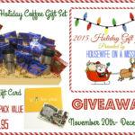 Ultimate Holiday Coffee Gift Set Giveaway