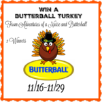 Butterball Turkey Giveaway