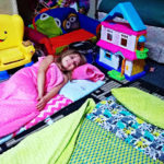 Janiebee Nap Mat Giveaway