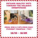 PetSafe Healthy Pet Giveaway