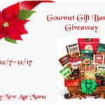 Gourmet Gift Basket Giveaway
