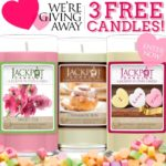 Jackpot Candles Giveaway
