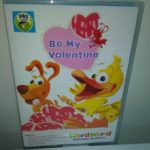 WordWorld Building Readers Be My Valentine DVD