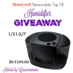 Honeywell Humidifier Giveaway