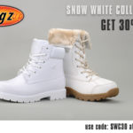 30% Off Lugz Snow White Collection