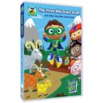 Super Why-The Three Billy Goats Gruff