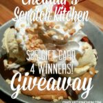 Cheddar's Scratch Kitchen $25 Gift Card Giveaway