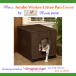 Solvit Products Litter Pan Cover Giveaway