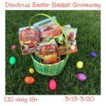 Dinotrux Easter Basket Giveaway