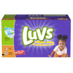 Save $5 on Luvs Diapers With iBotta