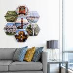 AdoramaPix Hexagon Metal Prints