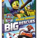 Paw Patrol Brave Heroes Big Rescues