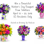 Teleflora's Mother's Day Giveaway