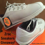 Lugz Sneakers Giveaway