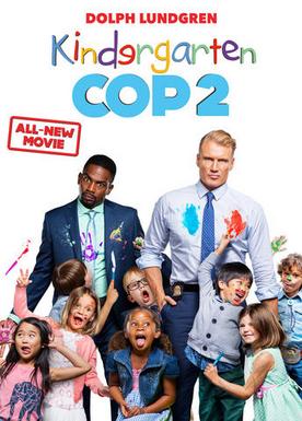 KindergartenCop2.Promotionalposter