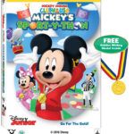 Mickey Mouse Clubhouse-Mickey's Sport-Y-Thon
