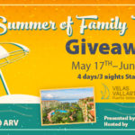 Summer Family Travel Giveaway